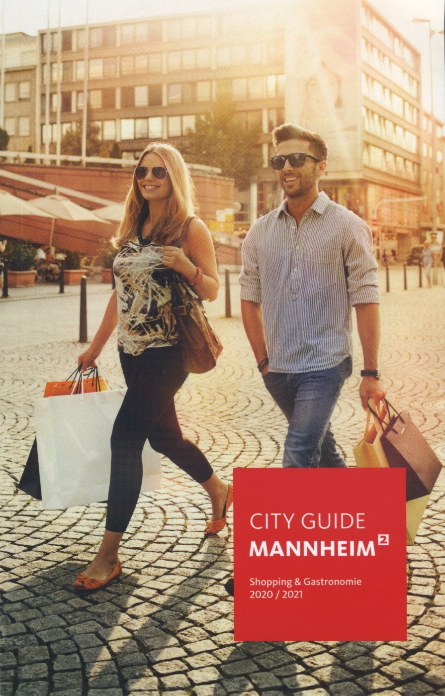 City Guide Mannheim - Shopping & Gastronomie 2020 / 2021